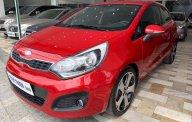 Bán Kia Rio năm sản xuất 2012, màu đỏ, xe nhập chính hãng giá 385 triệu tại Khánh Hòa