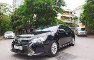 Bán xe Toyota Camry 2.0 năm sản xuất 2016, màu đen giá cạnh tranh giá 795 triệu tại Hà Nội