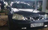 Xe Daewoo Lacetti EX 1.6 MT đời 2004, màu đen số sàn giá 158 triệu tại Đắk Lắk