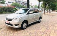Bán xe Toyota Innova 2.0G đời 2013, màu bạc, số tự động giá 465 triệu tại Hà Nội