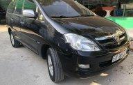 Bán xe Toyota Innova G năm sản xuất 2007, màu đen giá 285 triệu tại Tp.HCM