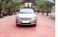 Cần bán Toyota Vios 1.5MT đời 2014, màu ghi vàng giá 315tr giá 315 triệu tại Hà Nội