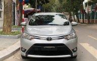 Bán ô tô Toyota Vios MT đời 2017, màu bạc số sàn, giá tốt giá 435 triệu tại Hà Nội