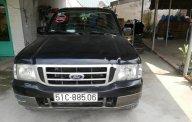 Cần bán lại xe Ford Ranger 2005, màu đen, giá chỉ 178 triệu giá 178 triệu tại Tp.HCM