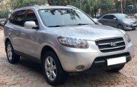 Cần bán xe Hyundai Santa Fe đời 2009, màu bạc, xe nhập chính chủ giá 505 triệu tại Hà Nội