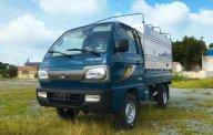 Xe chạy kinh doanh dịch vụ: Thaco TOWNER 800 năm sản xuất 2018, màu xanh dương giá 179 triệu tại Bình Dương