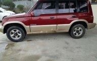 Bán Suzuki Vitara sản xuất năm 2005, màu đỏ, giá 160 triệu giá 160 triệu tại Hà Nội