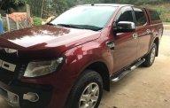 Cần bán lại xe Ford Ranger đời 2012, màu đỏ, nhập khẩu, giá tốt giá 423 triệu tại Tuyên Quang
