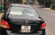 Cần bán xe Toyota Vios Limo 2008, màu đen giá 196 triệu tại Phú Thọ