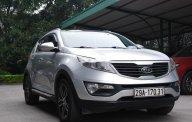 Cần bán xe Kia Sportage Limited năm sản xuất 2010, màu bạc, nhập khẩu nguyên chiếc, 492 triệu giá 492 triệu tại Hà Nội