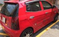 Cần bán Kia Morning AT sản xuất năm 2004, màu đỏ, nhập khẩu nguyên chiếc số tự động giá 15 triệu tại Bình Dương
