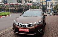Bán xe Toyota Corolla altis 1.8G đời 2015, màu nâu, giá chỉ 595 triệu giá 595 triệu tại Hà Nội