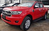 Bán Ford Ranger XLS AT năm sản xuất 2020, màu đỏ, xe nhập giá 640 triệu tại Hà Nội
