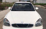 Bán xe Daewoo Nubira MT năm 2003, màu trắng số sàn giá 100 triệu tại Vĩnh Long