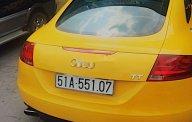 Bán Audi TT đời 2007, màu vàng, nhập khẩu nguyên chiếc giá 750 triệu tại Tp.HCM