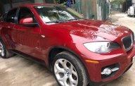 Cần bán gấp BMW X6 năm sản xuất 2011, màu đỏ, nhập khẩu giá 1 tỷ 150 tr tại Hà Nội