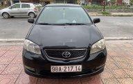Bán ô tô Toyota Vios đời 2006, màu đen, nhập khẩu nguyên chiếc xe gia đình giá 145 triệu tại Bắc Ninh