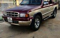 Cần bán lại xe Ford Ranger sản xuất năm 2002, màu đỏ giá cạnh tranh giá 140 triệu tại Đắk Lắk