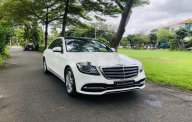 Cần bán gấp Mercedes S450L sản xuất 2019, màu trắng giá 3 tỷ 550 tr tại Tp.HCM