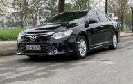 Bán Toyota Camry 2.0E sản xuất năm 2015, màu đen giá 769 triệu tại Hà Nội