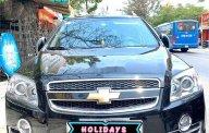 Cần bán gấp Chevrolet Captiva đời 2011, màu đen, xe nhập số sàn giá 323 triệu tại Tp.HCM
