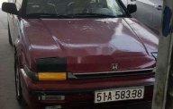 Cần bán lại xe Honda Accord sản xuất 1988, màu đỏ xe gia đình, 46 triệu giá 46 triệu tại Cần Thơ