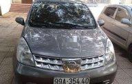 Bán ô tô Nissan Livina năm sản xuất 2011, màu xám số sàn giá 210 triệu tại Bắc Ninh
