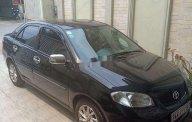 Cần bán gấp Toyota Vios sản xuất năm 2007, màu đen, nhập khẩu, giá tốt giá 180 triệu tại Hải Phòng