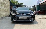 Bán Toyota Camry năm 2015, màu đen giá 770 triệu tại Hà Nội