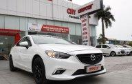 Cần bán Mazda 6 2.0AT đời 2016, màu trắng, 668tr giá 668 triệu tại Hà Nội