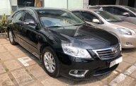 Cần bán xe Toyota Camry 2.4G đời 2012, màu đen, giá 615tr giá 615 triệu tại Tp.HCM
