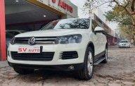 Cần bán gấp Volkswagen Touareg 2014, màu trắng, nhập khẩu nguyên chiếc, giá chỉ 999 triệu giá 999 triệu tại Hà Nội