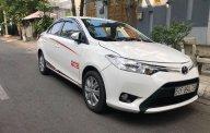 Bán xe Toyota Vios 1.5 E đời 2017, màu trắng giá 415 triệu tại Tp.HCM