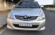 Cần bán lại xe Toyota Innova G sản xuất năm 2010, màu bạc, giá chỉ 335 triệu giá 335 triệu tại Tp.HCM