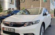 Bán Honda Civic 2.0AT năm 2014, màu trắng chính chủ, giá tốt giá 510 triệu tại Tp.HCM