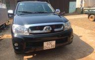Bán xe Toyota Hilux đời 2009, màu đen, giá 275tr giá 275 triệu tại Đắk Lắk