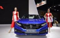 Cần bán xe Honda Civic 1.8G sản xuất năm 2020, màu xanh lam, nhập khẩu giá 789 triệu tại Hà Nội