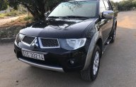 Bán Mitsubishi Triton AT năm sản xuất 2013, màu đen, xe nhập chính chủ giá 375 triệu tại Tp.HCM