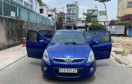 Bán Hyundai i20 sản xuất 2010, màu xanh lam, nhập khẩu nguyên chiếc   giá 280 triệu tại Tp.HCM