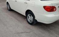 Cần bán lại xe Toyota Corolla 1.3 sản xuất năm 2002, màu trắng xe gia đình giá 175 triệu tại Ninh Bình