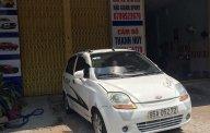 Bán Chevrolet Spark sản xuất năm 2009, màu trắng, nhập khẩu chính chủ, giá chỉ 97 triệu giá 97 triệu tại Cần Thơ