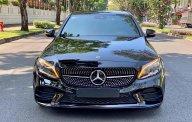 Bán xe Mercedes C300 AMG đời 2019, màu đen, xe mới 98% giá 1 tỷ 839 tr tại Tp.HCM