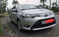 Cần bán Toyota Vios đời 2017, màu bạc  giá 415 triệu tại Hà Nội