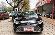 Cần bán lại xe Toyota Camry năm 2015, màu đen, giá tốt giá 755 triệu tại Hà Nội