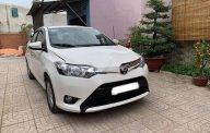 Bán Toyota Vios năm 2016, màu trắng giá 379 triệu tại Bình Dương