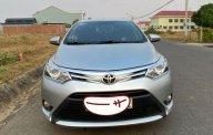 Cần bán gấp Toyota Vios đời 2014, màu bạc giá 410 triệu tại Kon Tum