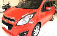 Cần bán gấp Chevrolet Spark đời 2015, màu đỏ số tự động giá 253 triệu tại Tp.HCM