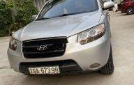 Bán Hyundai Santa Fe năm 2008, màu bạc, nhập khẩu, số tự động, 418 triệu giá 418 triệu tại Hà Nội