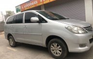 Cần bán Toyota Innova 2011, màu bạc giá 245 triệu tại Hà Nội