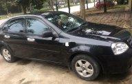 Cần bán gấp Daewoo Lacetti năm sản xuất 2011, màu đen giá cạnh tranh giá 162 triệu tại Nghệ An